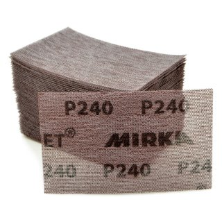 MIRKA ABRANET 115x230mm 50/Pack P80