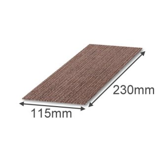 MIRKA ABRANET 115x230mm 50/Pack P180