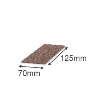 MIRKA ABRANET 70x125mm 50/Pack