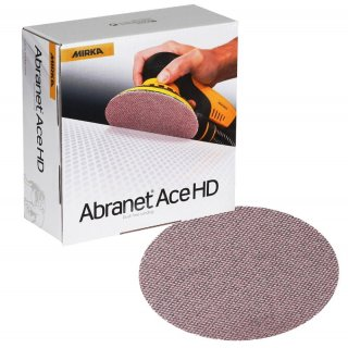 MIRKA ABRANET ACE HD 150mm, 25/Pack P80